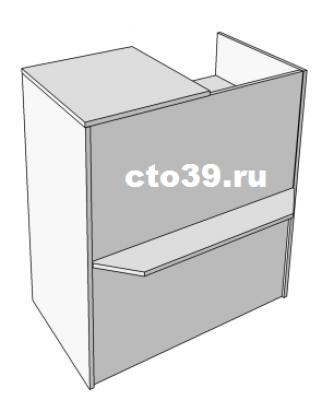 """прилавок """"кассовый бокс"""" для магазина пк-2069030"""