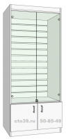 Витрина торговая задняя стенка с экономпанелью ВС-518900