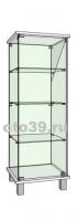 Витрина стеклянная ВТ-34003
