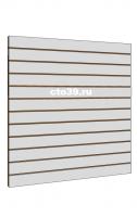 Экономпанель МДФ, цвет светло-серый, 1200х1200