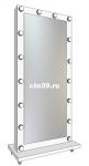 Зеркало гримерное с врезными светильниками СП-480013